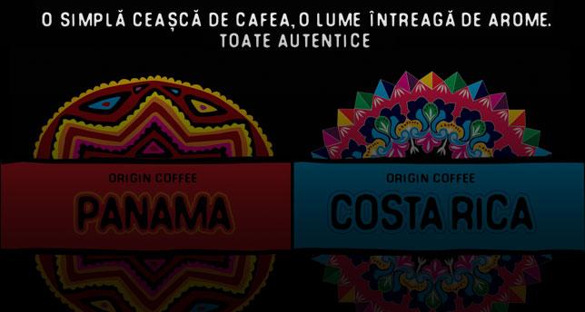 Cafea de origini