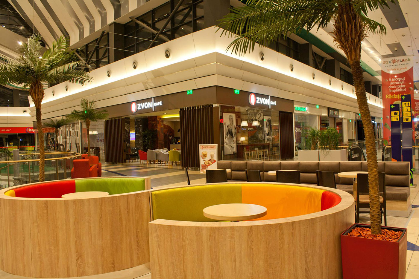 Zvon Café Sun Plaza